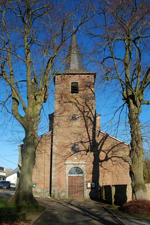 Eglise de Gentinnes
